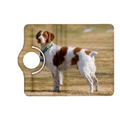 Brittany Spaniel Full Kindle Fire HD (2013) Flip 360 Case