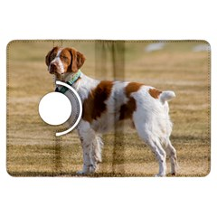 Brittany Spaniel Full Kindle Fire HDX Flip 360 Case