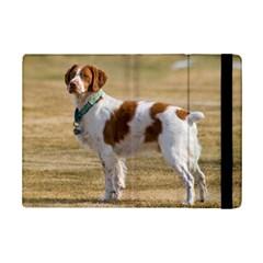 Brittany Spaniel Full iPad Mini 2 Flip Cases