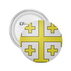 The Arms of the Kingdom of Jerusalem  2.25  Buttons