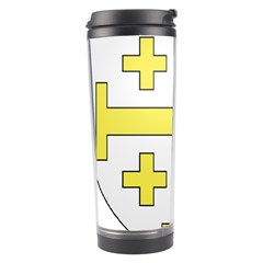 The Arms of the Kingdom of Jerusalem  Travel Tumbler