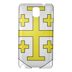 The Arms of the Kingdom of Jerusalem  Samsung Galaxy Note 3 N9005 Hardshell Case