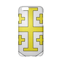 The Arms of the Kingdom of Jerusalem  Apple iPhone 6/6S Hardshell Case