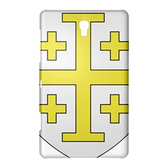 The Arms of the Kingdom of Jerusalem  Samsung Galaxy Tab S (8.4 ) Hardshell Case