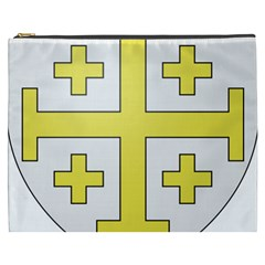 The Arms of the Kingdom of Jerusalem Cosmetic Bag (XXXL)