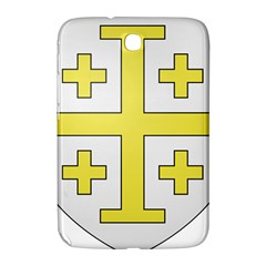 The Arms of the Kingdom of Jerusalem Samsung Galaxy Note 8.0 N5100 Hardshell Case