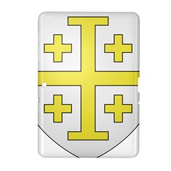 The Arms of the Kingdom of Jerusalem Samsung Galaxy Tab 2 (10.1 ) P5100 Hardshell Case