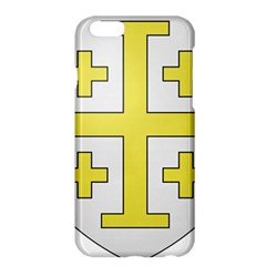 The Arms of the Kingdom of Jerusalem Apple iPhone 6 Plus/6S Plus Hardshell Case