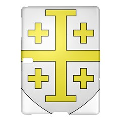 The Arms of the Kingdom of Jerusalem Samsung Galaxy Tab S (10.5 ) Hardshell Case