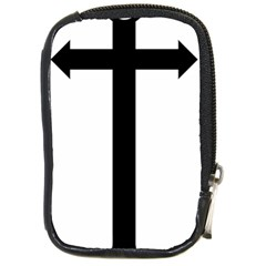 Anchored Cross  Compact Camera Cases