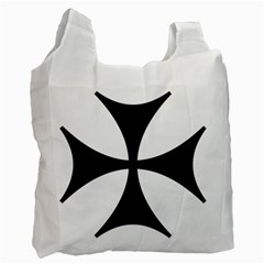 Bolnisi Cross Recycle Bag (Two Side)