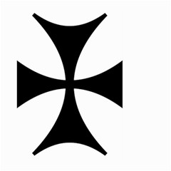 Bolnisi Cross Large Garden Flag (Two Sides)