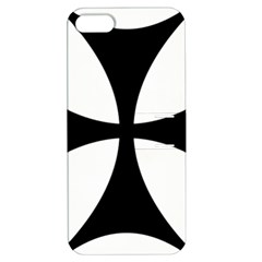 Bolnisi Cross Apple iPhone 5 Hardshell Case with Stand
