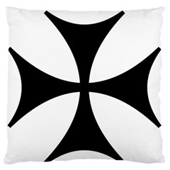 Bolnisi Cross Large Flano Cushion Case (Two Sides)