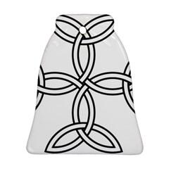 Carolingian Cross Ornament (Bell)