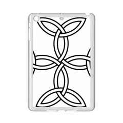 Carolingian Cross Ipad Mini 2 Enamel Coated Cases