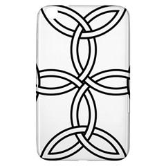 Carolingian Cross Samsung Galaxy Tab 3 (8 ) T3100 Hardshell Case