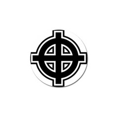 Celtic Cross Golf Ball Marker (4 pack)