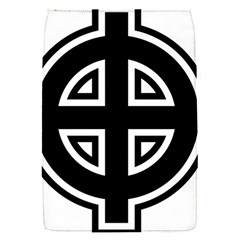 Celtic Cross Flap Covers (S)
