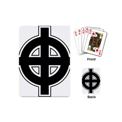 Celtic Cross Playing Cards (Mini)