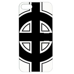 Celtic Cross Apple iPhone 5 Hardshell Case with Stand