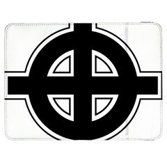 Celtic Cross Samsung Galaxy Tab 7  P1000 Flip Case