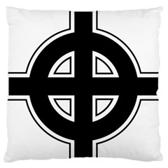 Celtic Cross Standard Flano Cushion Case (One Side)