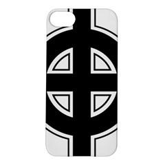 Celtic Cross Apple iPhone 5S/ SE Hardshell Case