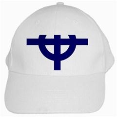 Celtic Cross  White Cap