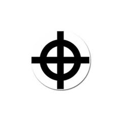Celtic Cross  Golf Ball Marker (4 pack)
