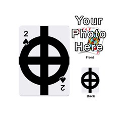 Celtic Cross  Playing Cards 54 (Mini)