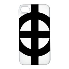 Celtic Cross  Apple iPhone 4/4S Hardshell Case with Stand
