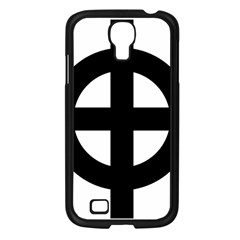 Celtic Cross Samsung Galaxy S4 I9500/ I9505 Case (Black)