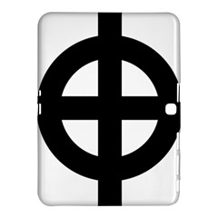 Celtic Cross Samsung Galaxy Tab 4 (10.1 ) Hardshell Case