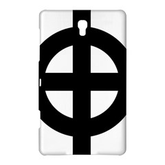 Celtic Cross Samsung Galaxy Tab S (8.4 ) Hardshell Case