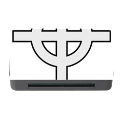 Celtic Cross  Memory Card Reader with CF