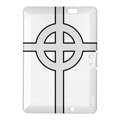 Celtic Cross  Kindle Fire HDX 8.9  Hardshell Case