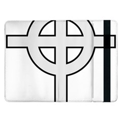Celtic Cross  Samsung Galaxy Tab Pro 12.2  Flip Case