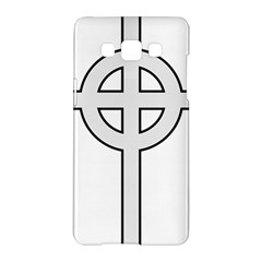 Celtic Cross  Samsung Galaxy A5 Hardshell Case