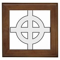 Celtic Cross  Framed Tiles
