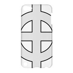 Celtic Cross  Apple Ipod Touch 5 Hardshell Case