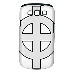 Celtic Cross  Samsung Galaxy S III Classic Hardshell Case (PC+Silicone)