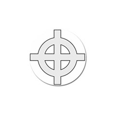Celtic Cross  Golf Ball Marker