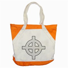 Celtic Cross  Accent Tote Bag
