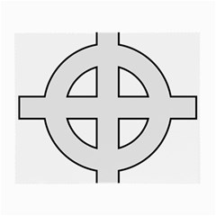 Celtic Cross  Small Glasses Cloth (2-Side)