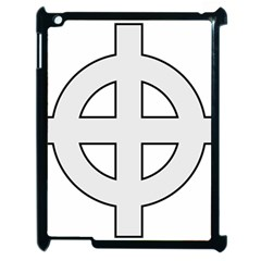 Celtic Cross  Apple iPad 2 Case (Black)