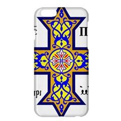 Coptic Cross Apple iPhone 6 Plus/6S Plus Hardshell Case