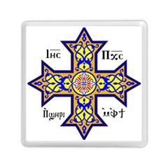 Coptic Cross Memory Card Reader (square)