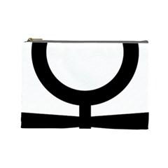 Coptic Ankh  Cosmetic Bag (Large)