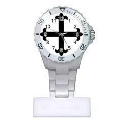 Cross Fleury Plastic Nurses Watch